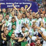 الشوط الأول كلمة السر فى تتويج الجزائر بأمم أفريقيا 2019 ~ بوابة أخبار عربية